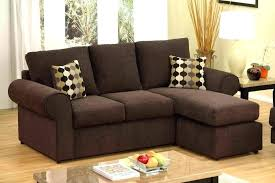 dark brown leather furniture polish sectional sofa chaise with pillows home improvement outstanding jive fabric