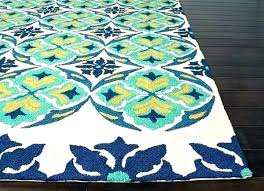 blue outdoor rug and green fantastic turquoise rugs round