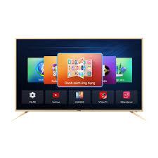 Smart Tivi 4K 55 inch Asanzo 55UV8 Android TV ( Có khiển giọng nói đi kèm)