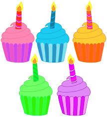 39 Birthday Cupcake Clipart Clipartlook