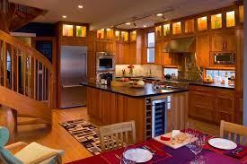 craftsman kitchen lighting. plain kitchen craftsman kitchen with protrack tilden fourlight brushed steel led  ceiling light for lighting