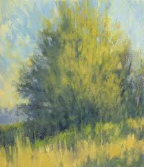 landscape painting smart starts using underpainting to build value composition and color