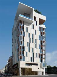 modern residential building.  Building Beirut Apartments To Modern Residential Building