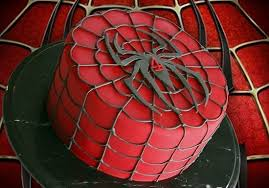10 Awesome Spiderman Cake Ideas With Recipe Topper Decorations
