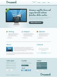 Web Design From Scratch How To Design A Clean Website Template From Scratch In Adobe