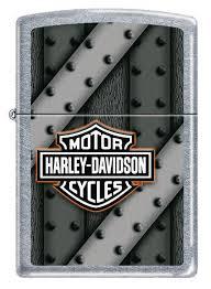 <b>Зажигалка Zippo Harley Davidson 207</b> Street Chrome купить, цены ...