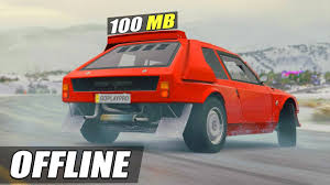 top 17 offline racing games for android under 100 mb