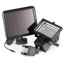 Solar Lights Newest VersionMGS Solar Powered Motion Sensor Solar Sensor Security Light
