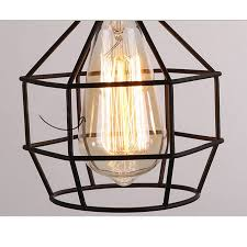 new edison vintage ceiling light pendant lamp fixture