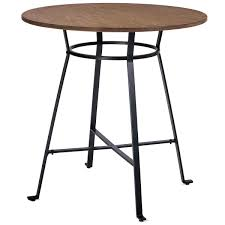 Amazoncom Dinning Table Round Julyfox Rustic Bar Table Round 36