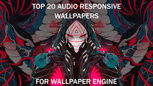 TOP 20 AUDIO RESPONSIVE WALLPAPERS FOR ...