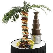 buffet enhancements 1bacfpt42 pineapple large fruit tree display 1
