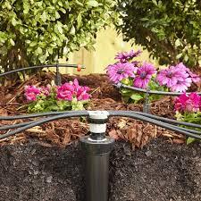 converting pop up sprinklers to drip irrigation