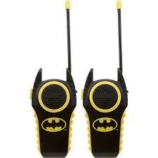 9e5417e895a3fd386cef3639c89bf40e bat girl walkie talkie