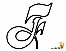 Elegant Cursive Letter Coloring Page   Free   Letter Printables