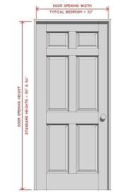 bathroom door size. Full Size Of Bedrooom:27 Standard Bedroom Door Picture Ideas Bedrooom Bathroom