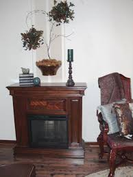 electric fireplace mantel packages now classic flame phoenix walnut