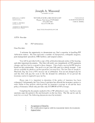 Cover Letter To Attorney