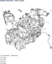 05 chevy 3 4l engine diagram wiring diagrams best repair guides wiring systems and power management 2007 harness 2003 bu engine diagram 05 chevy 3 4l engine diagram