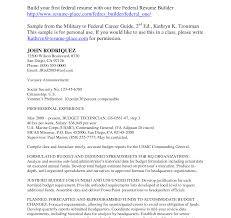 Military Resume Builder View Veteran Resumes Krida 98