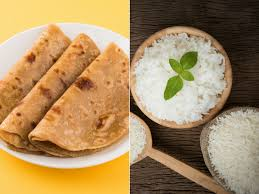 Chapati Calories Chart Rice Vs Chapati Which Is Healthier For Weight Loss The