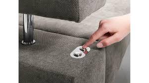 Couch Elektrische Sitztiefenverstellung