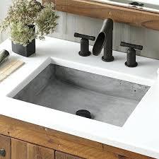 undermount bathroom sink streethackerco
