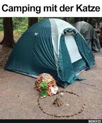 Camping Mit Der Katze Lustige Bilder Sprüche Witze Echt Lustig