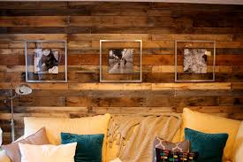 rustic wood walls ideas