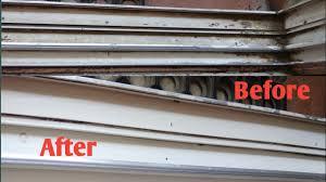 how to clean sliding door or window tracks how to clean tracks on sliding door cleaning window track
