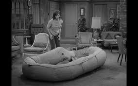 Dick van dyke inflating boat