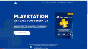 ps4 gift card generator
