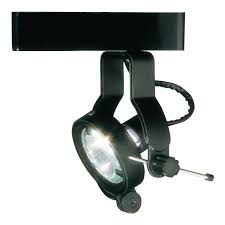 Halo Power Track Lighting Halo Power Trac L 3700 Mbx Low Voltage Bachetta Track Light Fixture Black 75w