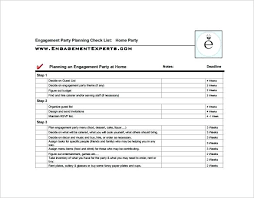 Party Planner Checklist Template Free Download Event Planner Template Download Free Sample Event