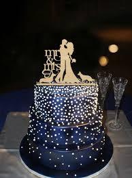 Rustic Wedding Cake Topper Mencium Pengantin Pernikahan Toppers Mr