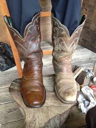 leather conditioning for cowboy boots