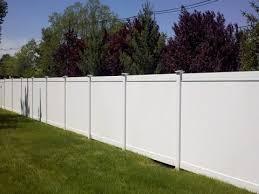 vinyl fence panels. Buiding A Vinyl Fence Panel On Slope Panels
