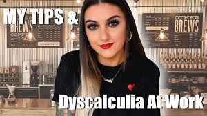 Working With Dyscalculia My Tips As A Cashier Adults With Dyscalculia