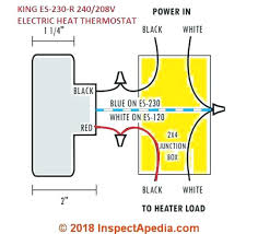 king es room thermostat for electric heat simple wiring diagram wall heater parts thermostats line king king wall heaters