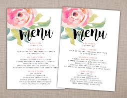 Free 33 Examples Of Menu Design In Psd Ai Vector Eps