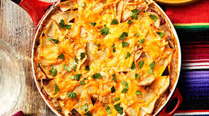 Quick King Ranch Chicken Skillet   Southern Living - MasterCook