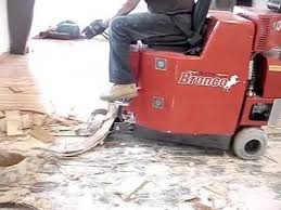 hardwood floor removal equipment
