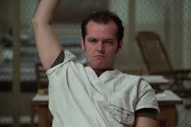 s cinemescope jack nicholson at his finest in this superb adaptation of ken kesey s novel about the inner workings of 1960s mental institutes