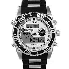 hpolw fs 589 men s quartz digital watch black silver 1 cr2025 hpolw fs 589 men s quartz digital watch black silver 1 cr2025