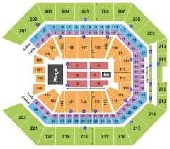 Golden 1 Seating Chart Maps Seatics Com Golden1center_andreabocelli_2019