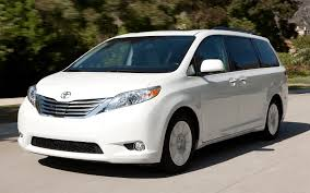 2016 Toyota Sienna iii – pictures, information and specs - Auto ...