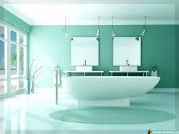 Farbe Badezimmer Ideen 027 Streichen Wasserabweisend Statt Fliesen