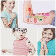детский боди арт несколько способов безопасно украсить свое тело