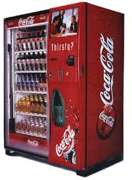 Pepsi Glass Front Vending Machine Interesting Fulltime Vending For All Your Vending Needs
