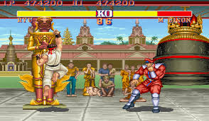 ending for street fighter 2 ryu arcade